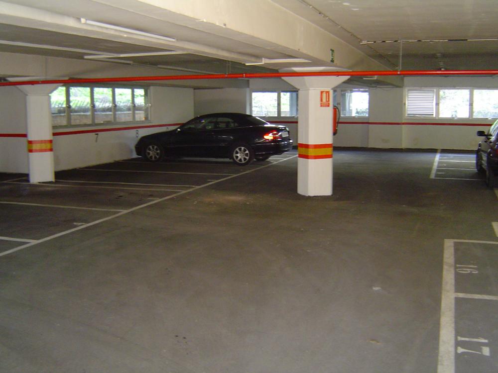 alquiler de oficinas en Alcorcon con parking